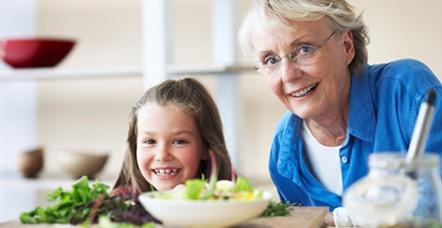 Évaluation nutritionnelle pour petits et grands